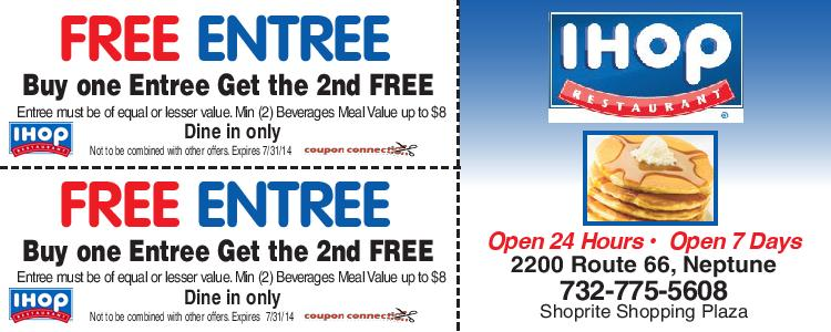 ihop coupons buy one get one free - photo #9