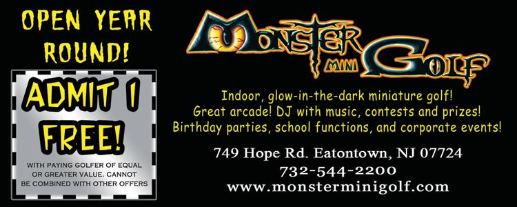 photo regarding Monster Mini Golf Coupons Printable named Monster golfing coupon codes nj : Galeton gloves coupon code