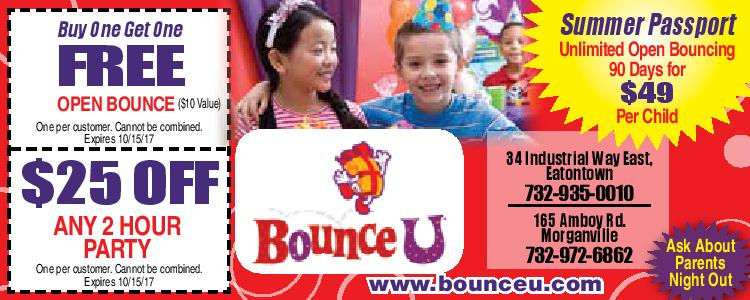 Jersey jump coupons