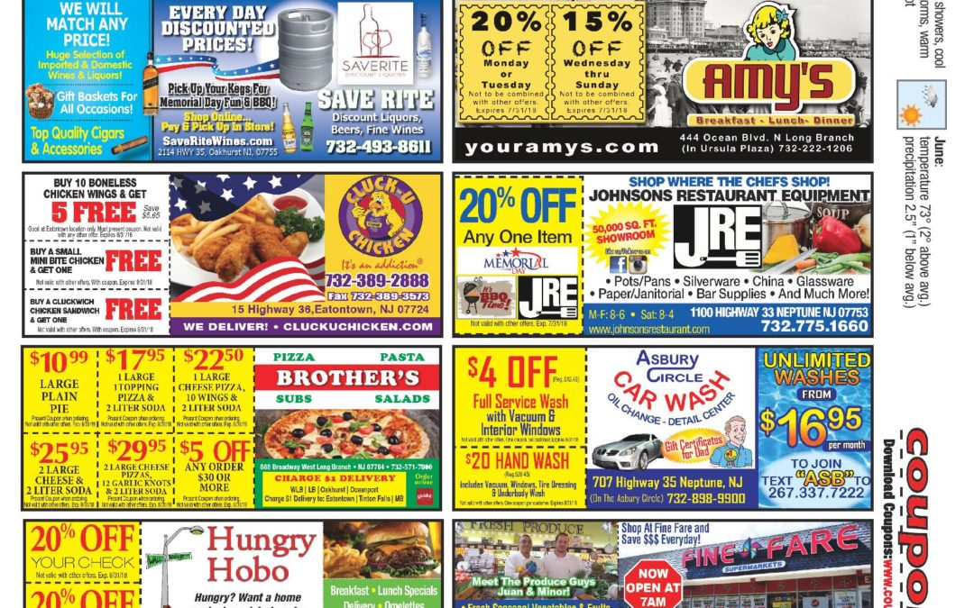 MAY/2018 COUPONCONNECTION/MEMORIAL DAY – Click Here To See Coupons