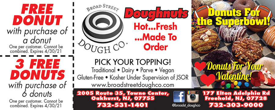 Broad Street Dough Co