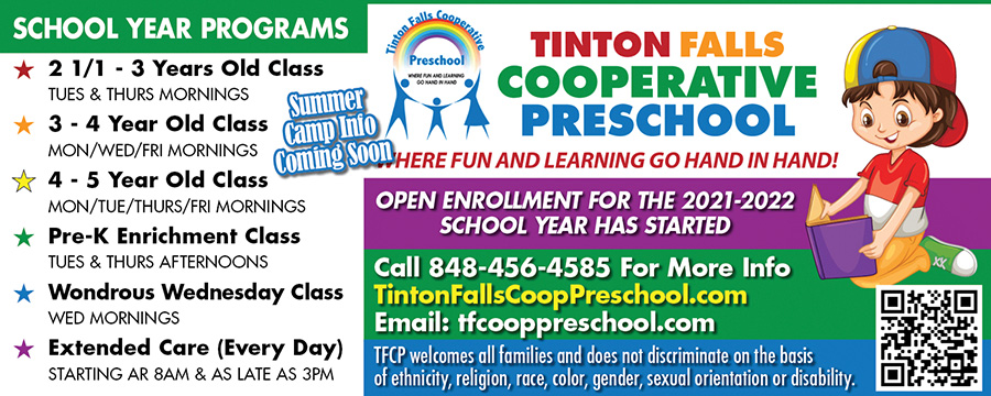 Tinton Falls Cooperative PreSchool
