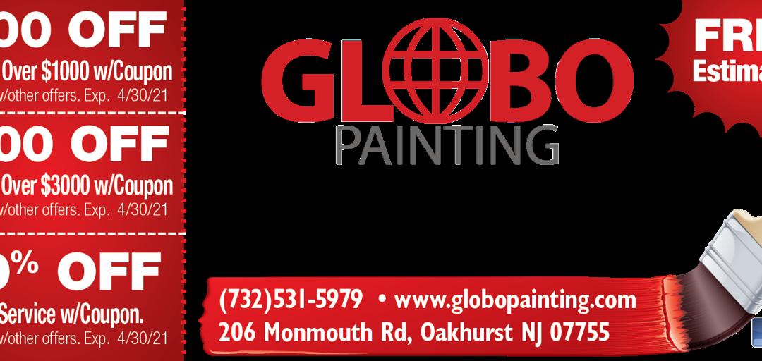 Globo Painting