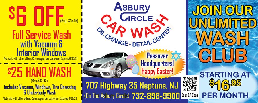 Asbury Circle Car Wash