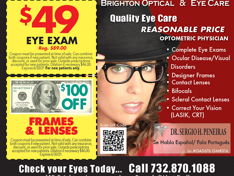 Brighton Optical & Eye Care