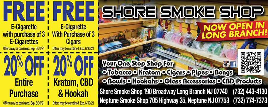 Shore Smoke Shop
